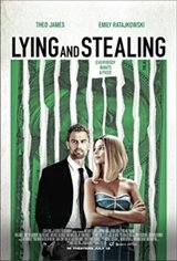 Lying and Stealing Large Poster