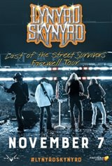 Lynyrd Skynyrd: Last of the Street Survivors Farewell Tour Movie Poster