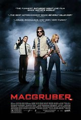 MacGruber Movie Poster