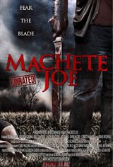 Machete Joe Movie Poster Movie Poster