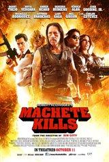 Machete Kills Movie Poster