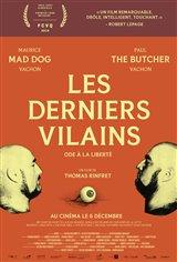 Mad Dog & The Butcher : Les derniers vilains Affiche de film