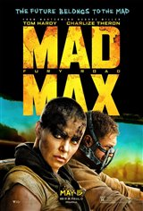 Mad Max: Fury Road Movie Poster Movie Poster