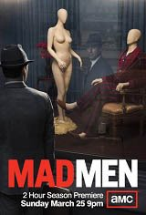 Mad Men: The Complete Fifth Season Movie Poster