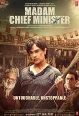 Madam Chief Minister Large Poster