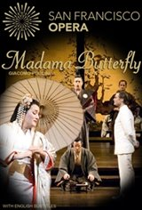 Madama Butterfly from San Francisco Opera Movie Poster
