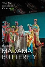 Madama Butterfly - Metropolitan Opera Large Poster