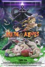 Made in Abyss Movie 2: Wandering Twilight (honrou suru tasogare) Movie Poster