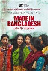 Made in Bangladesh Movie Poster