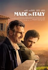 Made in Italy Movie Poster Movie Poster