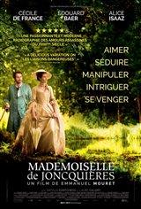 Mademoiselle de Joncquières Movie Poster