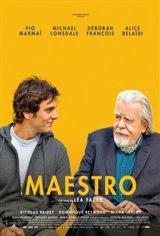 Maestro Large Poster