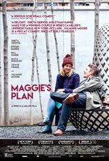 Maggie's Plan (v.o.a.) Affiche de film