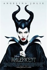 Maleficent 3D Movie Poster