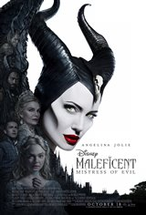 Maleficent: Mistress of Evil Affiche de film