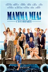 Mamma Mia ! C'est reparti Movie Poster
