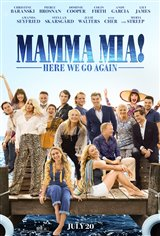 Mamma Mia! Here We Go Again Affiche de film
