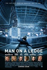 Man on a Ledge Movie Poster