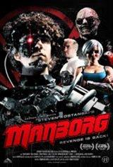 Manborg Movie Poster