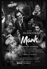 Mank (Netflix) Affiche de film