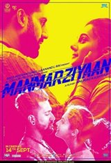 Manmarziyaan (Husband Material) Movie Poster
