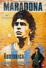 Maradona by Kusturica Movie Poster
