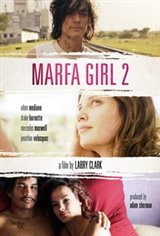 Marfa Girl 2 Large Poster