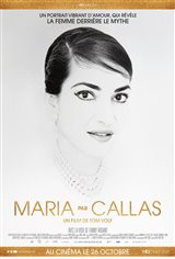 Maria par Callas (v.o.a.s.-t.f.) Movie Poster