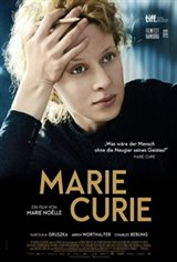 Marie Curie Movie Poster
