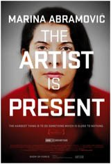 Marina Abramovic: The Artist is Present Movie Poster