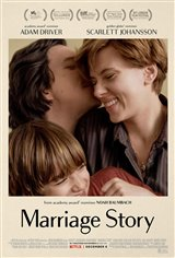 Marriage Story (Netflix) Movie Poster Movie Poster