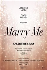 Marry Me Movie Poster