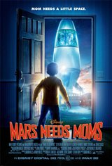 Mars Needs Moms Movie Poster Movie Poster