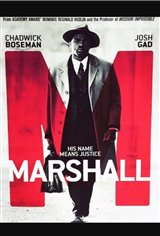 Marshall Movie Poster