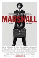 Marshall : La vérité sur l'affaire Spell Affiche de film