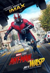 Marvel Studios 10th: Ant-Man and The Wasp (IMAX) Affiche de film