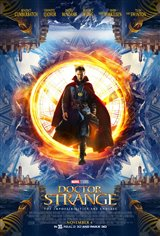 Marvel Studios 10th: Doctor Strange (IMAX 3D) Affiche de film