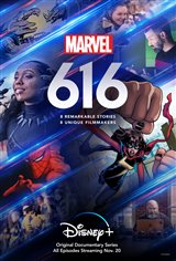 Marvel's 616 (Disney+) Movie Poster