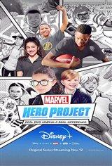 Marvel's Hero Project (Disney+) Movie Poster