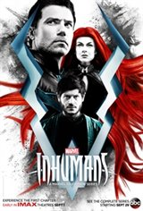Marvel's Inhumans Movie Poster