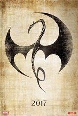 Marvel's Iron Fist (Netflix) Movie Poster