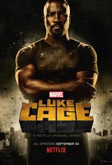 Marvel's Luke Cage (Netflix) Movie Poster