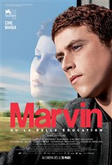 Marvin ou la belle éducation Affiche de film