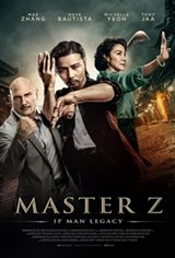 Master Z: Ip Man Legacy Movie Poster Movie Poster