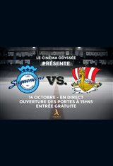 Match en direct - Les Saguenéens de Chicoutimi Affiche de film