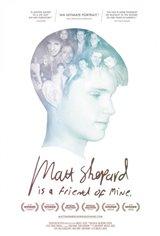 Matt Shepard Is a Friend of Mine Movie Poster