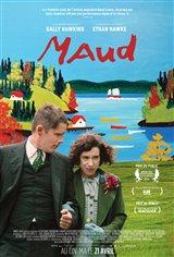 Maud Affiche de film