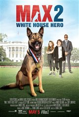 Max 2: White House Hero Movie Poster