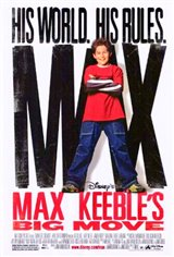 Max Keeble's Big Move Movie Poster Movie Poster