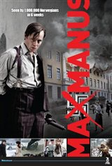 Max Manus Movie Poster